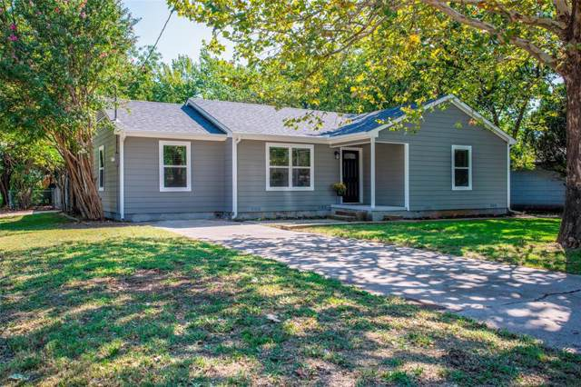 1220 N Howeth Street, Gainesville, TX 76240 (MLS #14197647) :: Lynn Wilson with Keller Williams DFW/Southlake