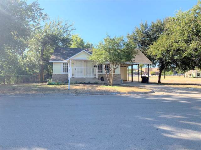 605 Panhandle Street, Denton, TX 76201 (MLS #14197661) :: Lynn Wilson with Keller Williams DFW/Southlake
