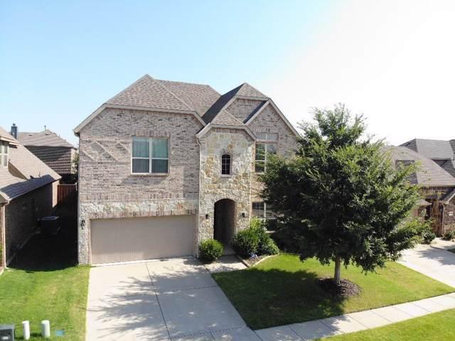 10316 Old Eagle River Lane, Mckinney, TX 75072 (MLS #14197667) :: Team Tiller