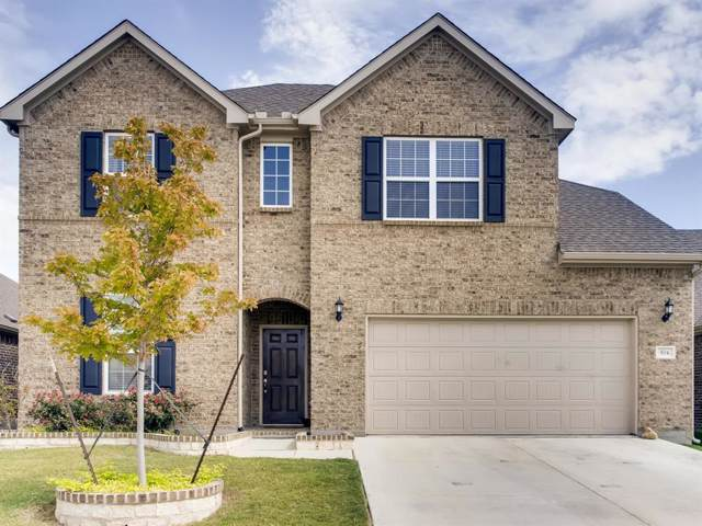 804 Pinnacle Ridge Road, Fort Worth, TX 76052 (MLS #14197688) :: The Real Estate Station