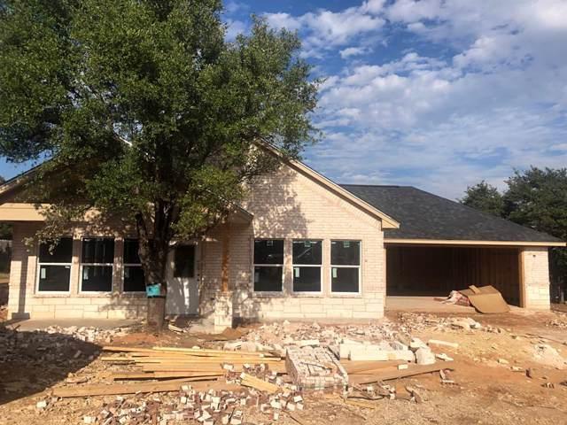2607 Dove Trail, Granbury, TX 76048 (MLS #14197690) :: RE/MAX Town & Country