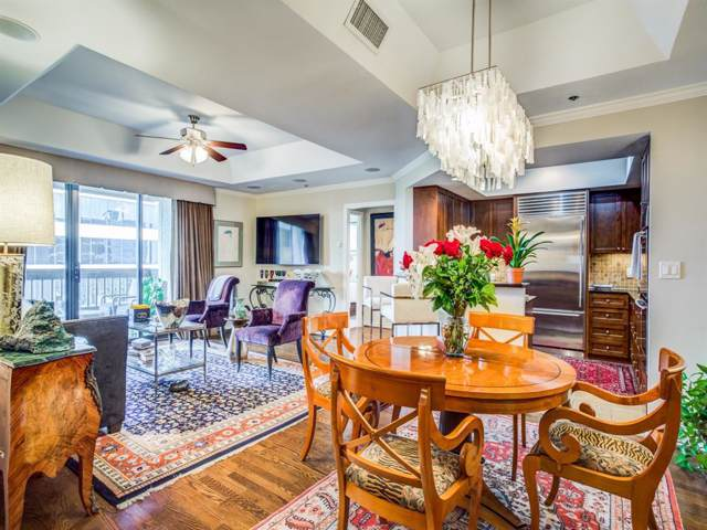 5909 Luther Lane #2004, Dallas, TX 75225 (MLS #14197724) :: The Hornburg Real Estate Group