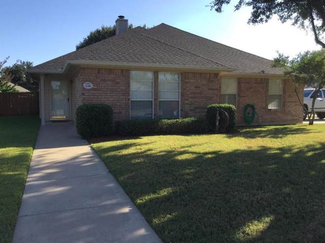 336 Meador Lane, Burleson, TX 76028 (MLS #14197783) :: RE/MAX Town & Country