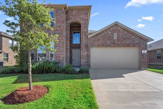420 Blaze Court, Burleson, TX 76028 (MLS #14197807) :: The Mitchell Group