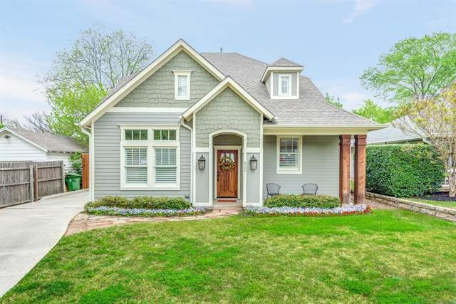 511 E Franklin Street, Grapevine, TX 76051 (MLS #14197818) :: All Cities Realty