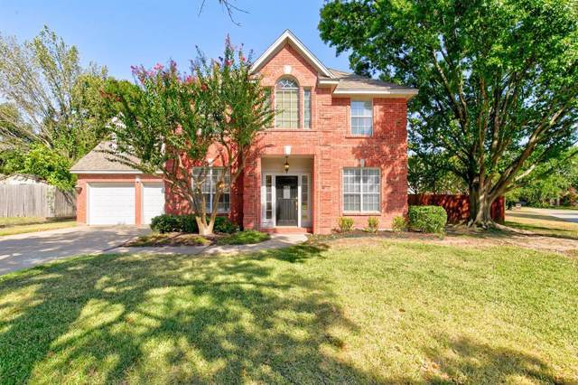 3410 Sprindeltree Drive, Grapevine, TX 76051 (MLS #14197821) :: The Tierny Jordan Network