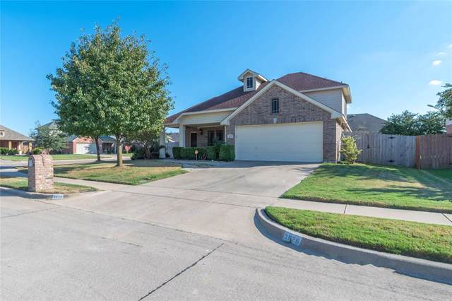 3626 Hershal Drive, Midlothian, TX 76065 (MLS #14197836) :: RE/MAX Town & Country