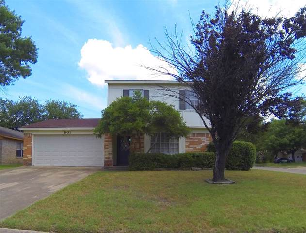 501 Erikson Trail, Irving, TX 75060 (MLS #14197864) :: The Kimberly Davis Group