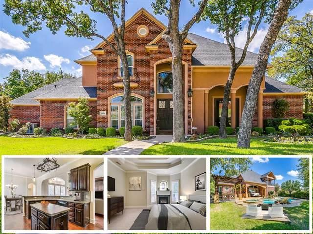 1904 Mason Lane, Keller, TX 76248 (MLS #14197880) :: EXIT Realty Elite