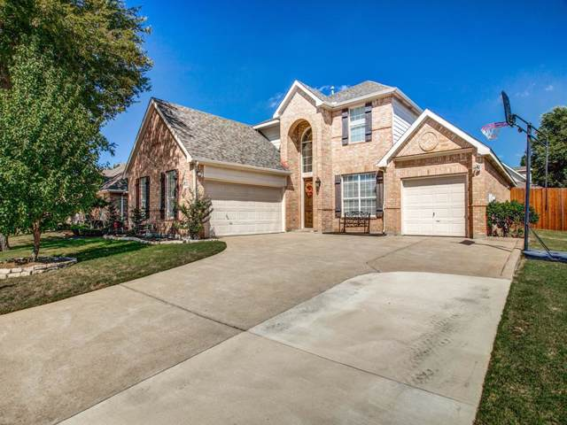 1205 Sheffield Drive, Mansfield, TX 76063 (MLS #14197894) :: The Tierny Jordan Network