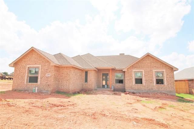 6757 Hillside, Abilene, TX 79606 (MLS #14198031) :: Potts Realty Group