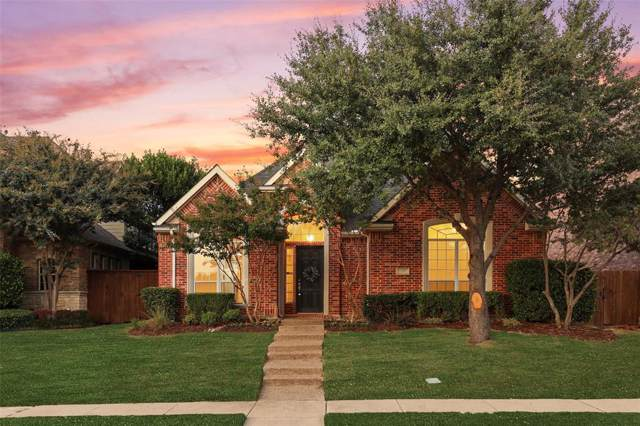 6409 Riveredge Drive, Plano, TX 75024 (MLS #14198058) :: The Mitchell Group