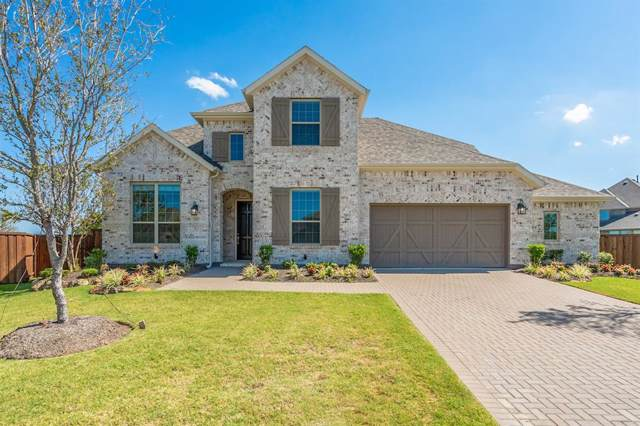 1601 Quail Creek Lane, Prosper, TX 75078 (MLS #14198060) :: Kimberly Davis & Associates
