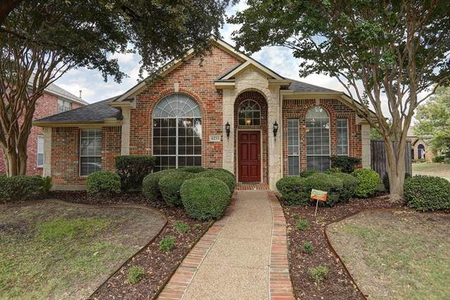 4233 Sun Creek Court, Plano, TX 75093 (MLS #14198070) :: Kimberly Davis & Associates