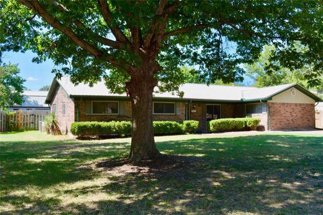 2617 Washington Street, Commerce, TX 75428 (MLS #14198078) :: RE/MAX Town & Country