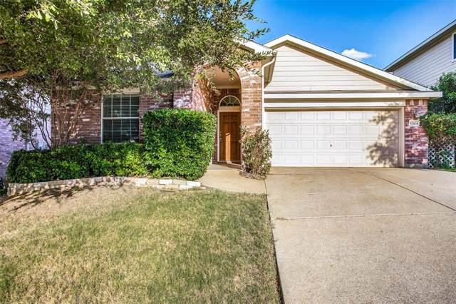 13874 Valley Ranch Road, Fort Worth, TX 76262 (MLS #14198087) :: The Good Home Team