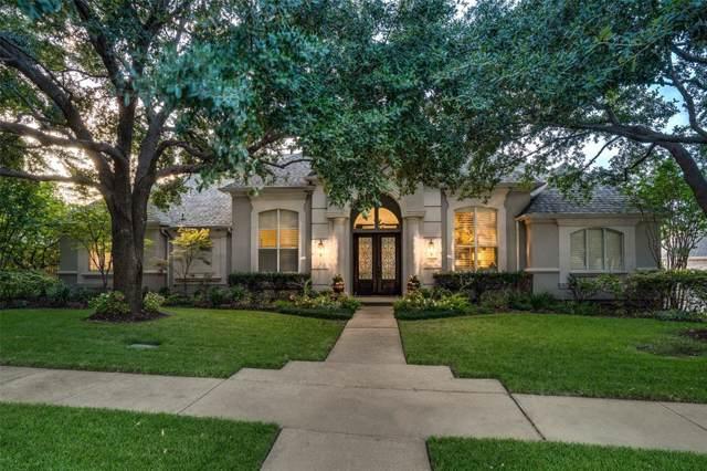 4663 Driftwood Drive, Frisco, TX 75034 (MLS #14198100) :: Lynn Wilson with Keller Williams DFW/Southlake