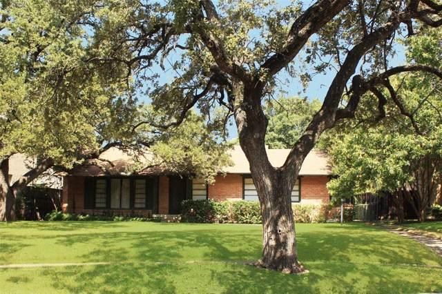 4016 Colgate Avenue, University Park, TX 75225 (MLS #14198132) :: Robbins Real Estate Group