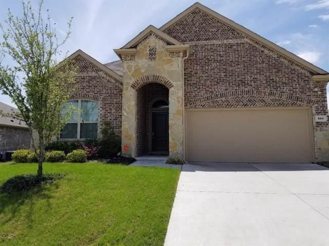 501 Borrow Way, Van Alstyne, TX 75495 (MLS #14198133) :: RE/MAX Town & Country