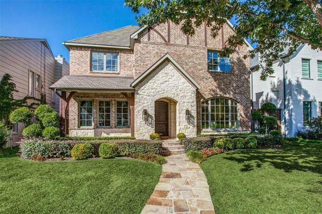 3900 Stanford Avenue, University Park, TX 75225 (MLS #14198142) :: Lynn Wilson with Keller Williams DFW/Southlake