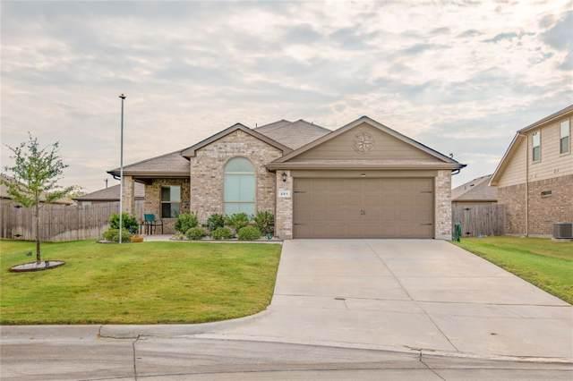 251 Meadowlands Drive, Ponder, TX 76259 (MLS #14198196) :: Kimberly Davis & Associates