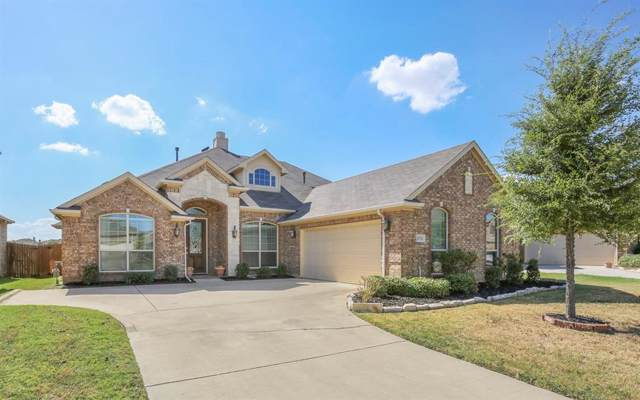 11721 Merlotte Lane, Fort Worth, TX 76244 (MLS #14198238) :: The Mitchell Group