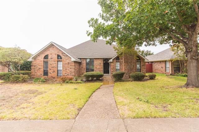 1520 Barclay Drive, Carrollton, TX 75007 (MLS #14198239) :: Tenesha Lusk Realty Group