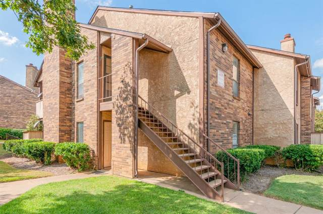 2006 Cloisters Drive #2510, Arlington, TX 76011 (MLS #14198285) :: RE/MAX Landmark
