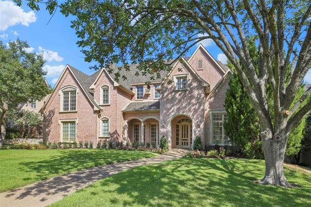 6715 Meadow Road, Dallas, TX 75230 (MLS #14198288) :: Robbins Real Estate Group