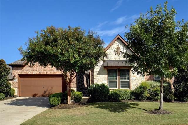 5504 Calisto Way, Flower Mound, TX 75028 (MLS #14198289) :: EXIT Realty Elite