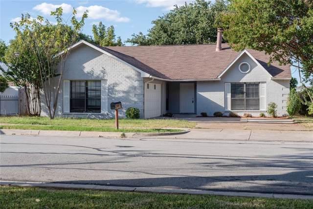 2117 Pennington Drive, Arlington, TX 76014 (MLS #14198328) :: Lynn Wilson with Keller Williams DFW/Southlake