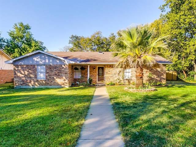 404 Sunset Drive, Cleburne, TX 76033 (MLS #14198332) :: Ann Carr Real Estate