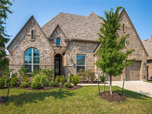 1021 Blackthorne Road, Forney, TX 75126 (MLS #14198337) :: RE/MAX Town & Country
