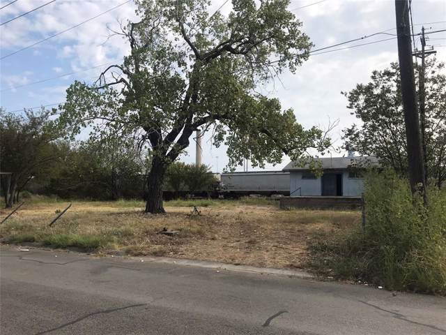 518 N Border Street, Cleburne, TX 76031 (MLS #14198362) :: The Rhodes Team