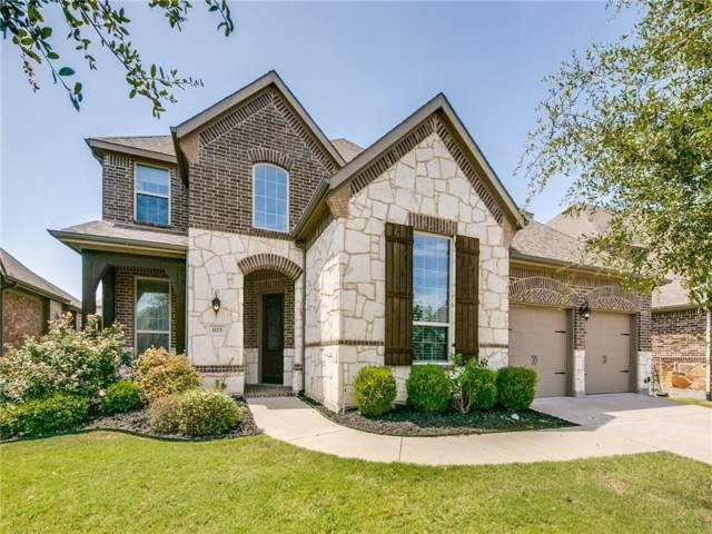 1123 Brigham Drive, Forney, TX 75126 (MLS #14198392) :: RE/MAX Town & Country