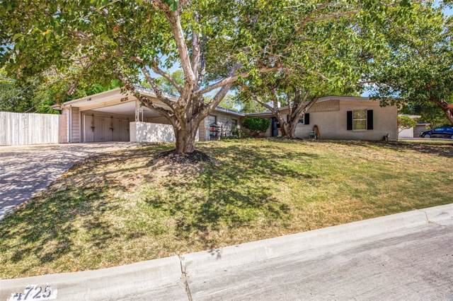4725 Westcreek Drive, Fort Worth, TX 76133 (MLS #14198394) :: Real Estate By Design