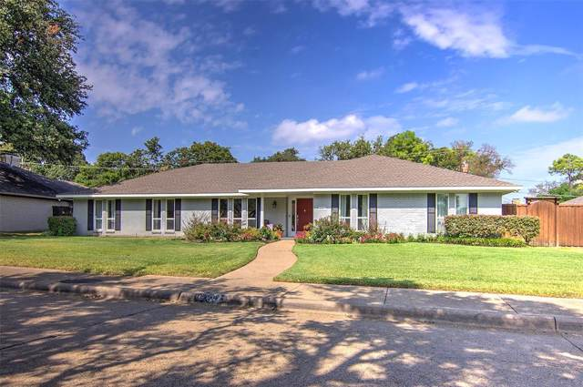 4807 Mill Run Road, Dallas, TX 75244 (MLS #14198444) :: RE/MAX Town & Country
