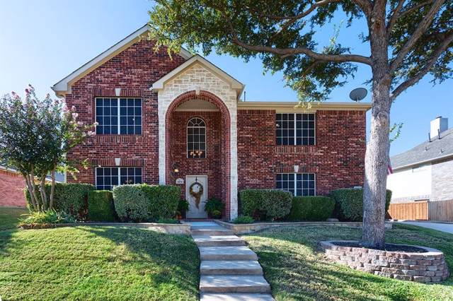 2831 Rosewood Boulevard, Mckinney, TX 75071 (MLS #14198459) :: The Rhodes Team