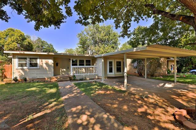 690 Forrest Avenue, Abilene, TX 79603 (MLS #14198474) :: Lynn Wilson with Keller Williams DFW/Southlake