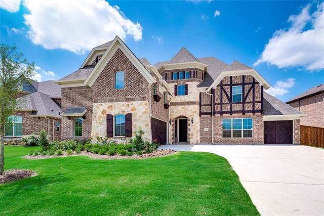 11334 Barcelona Lane, Frisco, TX 75035 (MLS #14198488) :: The Kimberly Davis Group