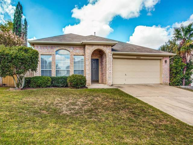 10609 Marklin Drive, Fort Worth, TX 76108 (MLS #14198528) :: RE/MAX Town & Country