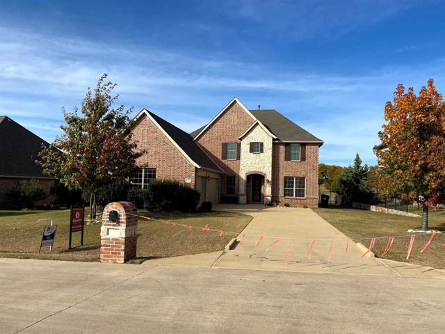 6012 The Resort Boulevard, Fort Worth, TX 76179 (MLS #14198553) :: The Tierny Jordan Network