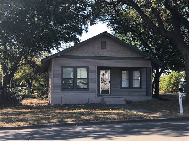 414 Eureka Street, Weatherford, TX 76086 (MLS #14198583) :: The Daniel Team