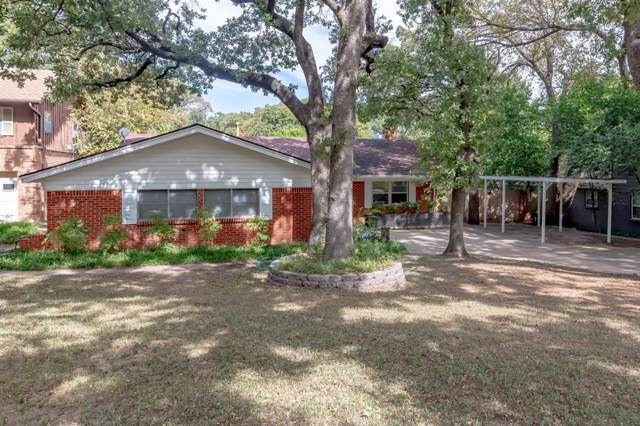 2609 White Oak Court, Arlington, TX 76012 (MLS #14198585) :: The Real Estate Station