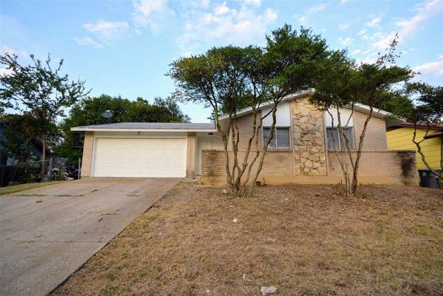 322 Stoneport Drive, Dallas, TX 75217 (MLS #14198593) :: Hargrove Realty Group