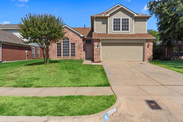 5563 Rocky Mountain Road, Fort Worth, TX 76137 (MLS #14198601) :: Tenesha Lusk Realty Group