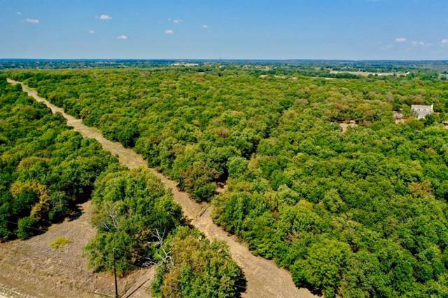Lot 6R1 County Rd 1749, Chico, TX 76431 (MLS #14198655) :: The Rhodes Team