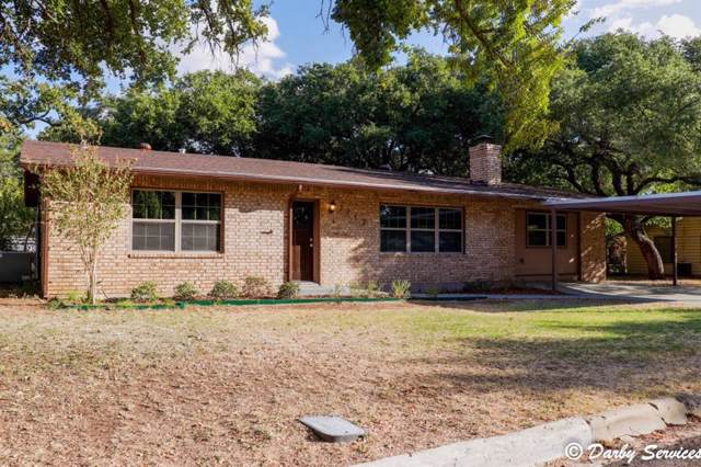 1112 Oakland Drive, Brownwood, TX 76801 (MLS #14198670) :: Lynn Wilson with Keller Williams DFW/Southlake