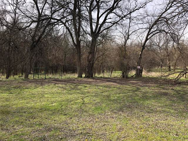 3260 Creekside Drive, Ponder, TX 76259 (MLS #14198711) :: Kimberly Davis & Associates