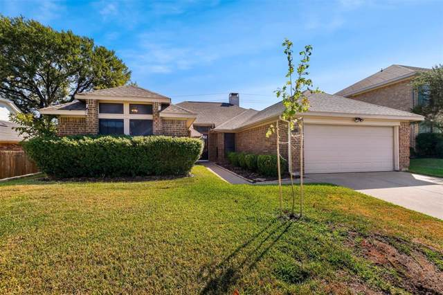 4513 Copperfield Drive, Grapevine, TX 76051 (MLS #14198761) :: EXIT Realty Elite
